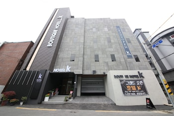 Foto Hotel K di Jeonju