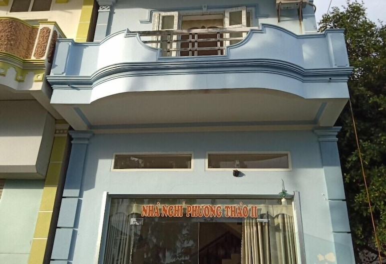 Phuong Thao Guest House, Vân Đồn, Voorkant hotel