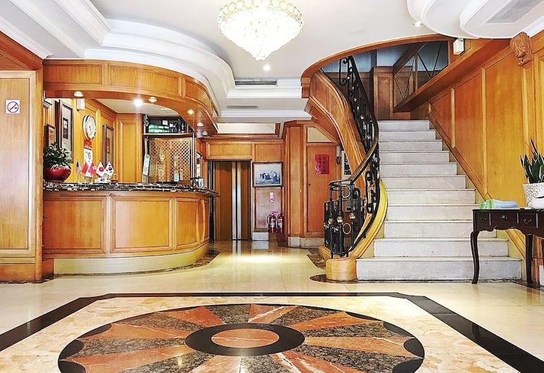 Daxin Hotel, Taipei, Recepcja