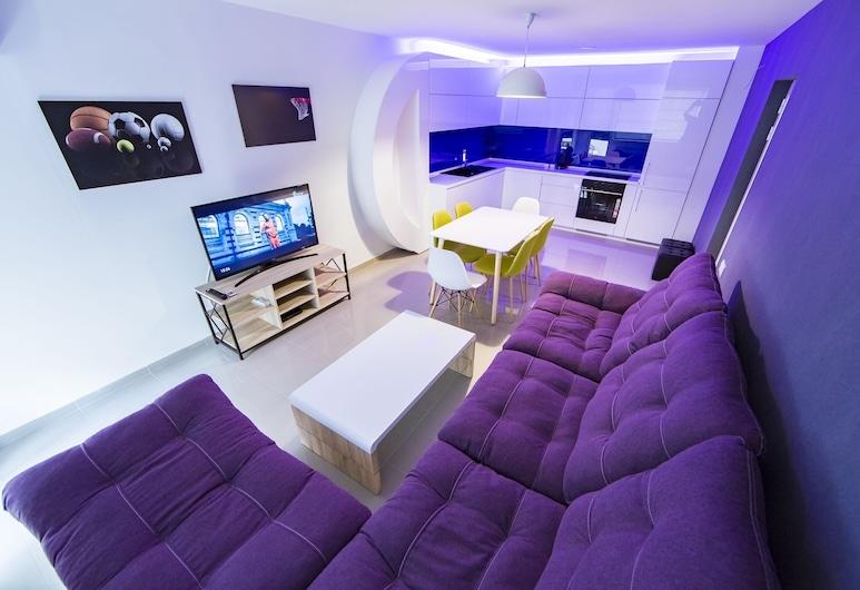 Apartament Casa Sport, Gabrovo, Lyxlägenhet, Rum