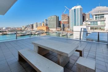 Bilde av Stunning Harbour & City View Studio i Auckland