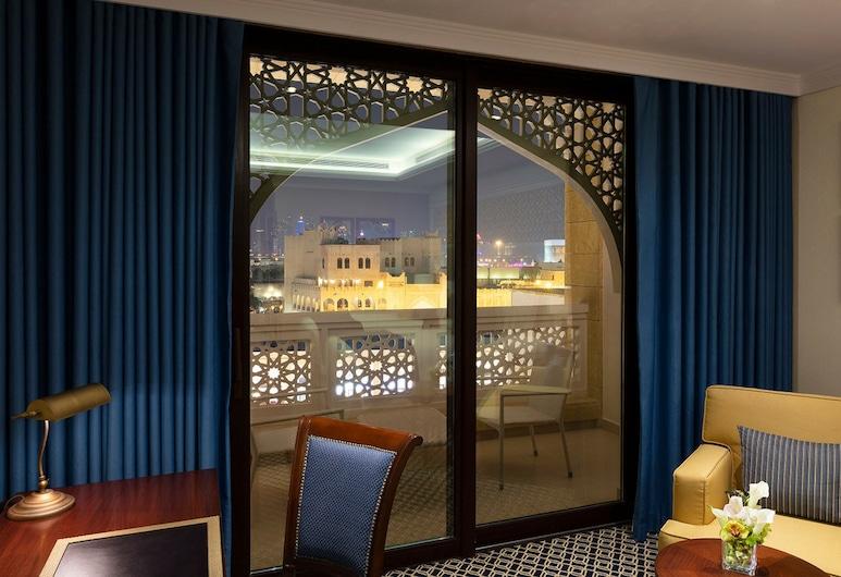 Al Najada Doha Hotel by Tivoli, โดฮา, ห้องดีลักซ์สวีท, ห้องพัก