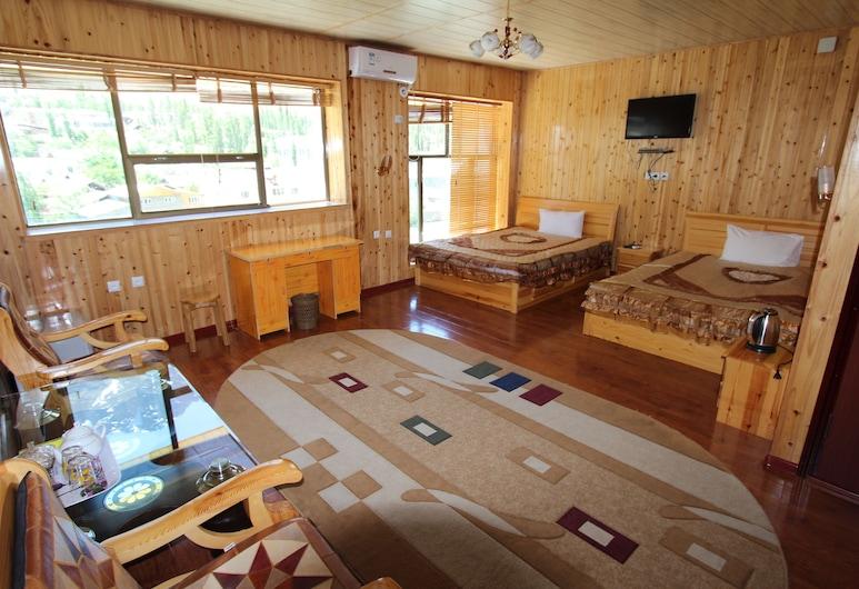 Kivekas Hotel, Khorog, Luxury Suite, Non Smoking, Guest Room