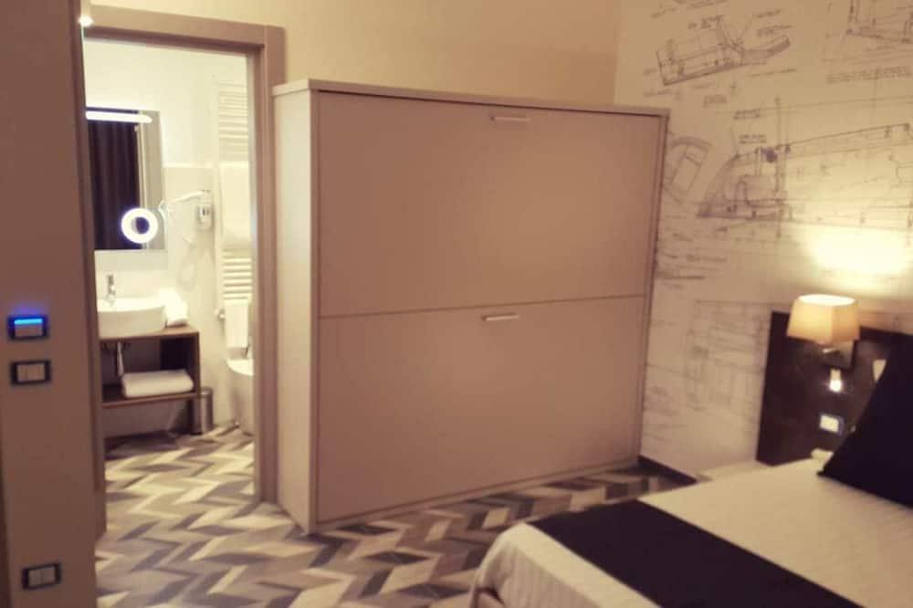 Appartement Classique, 1 chambre - Salle de bain