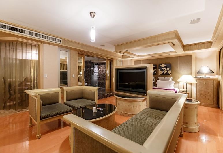 悅榕汽車旅館, 新北市, 頂級雙人房, 客房