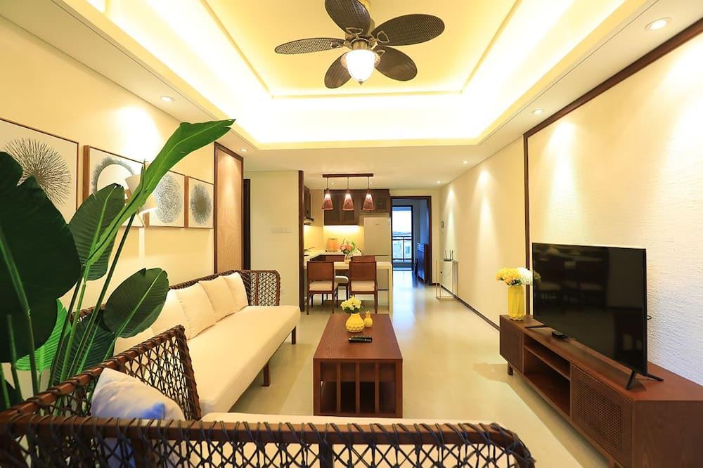 Pamatklases dzīvokļnumurs - Dzīvojamā istaba