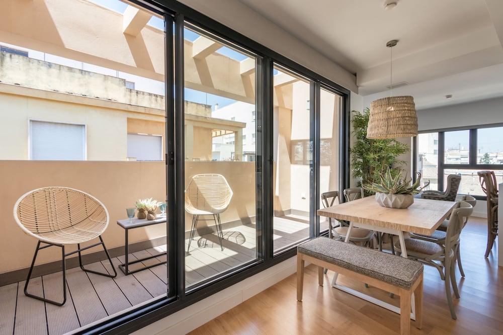 Appartamento, 2 camere da letto, terrazzo - Balcone