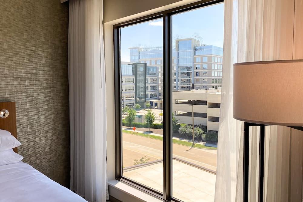 Kamer, 2 queensize bedden, niet-roken - Uitzicht op stad