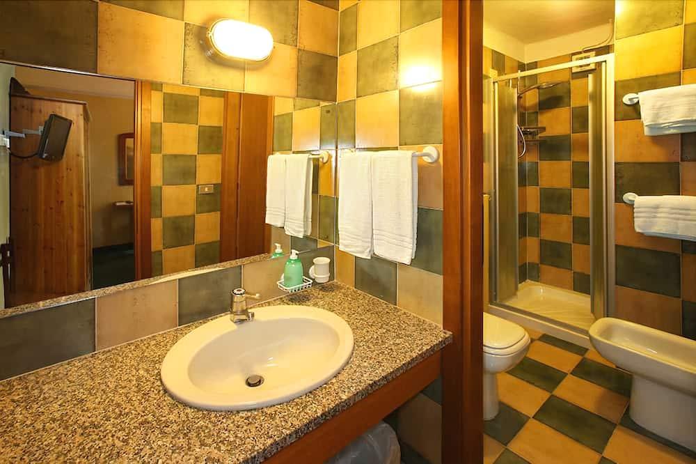 Classic - yhden hengen huone - Kylpyhuone