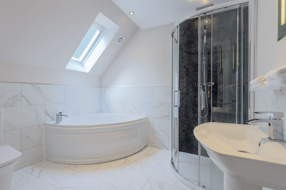 Superior Δίκλινο Δωμάτιο (Double) (Loch Oich) - Μπάνιο