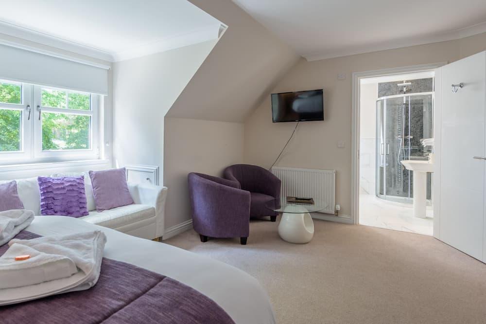 Superior Δίκλινο Δωμάτιο (Double) (Loch Oich) - Δωμάτιο επισκεπτών