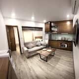Deluxe apartman, 1 spavaća soba (King) - Dnevni boravak