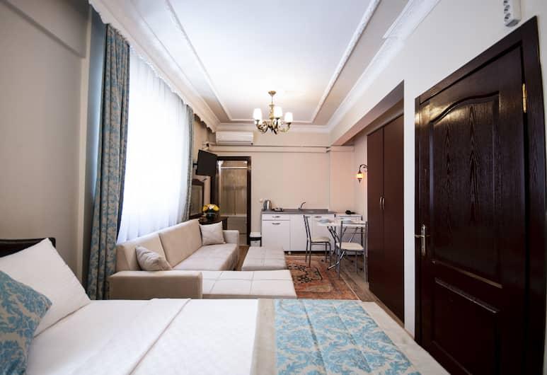 ホワイト パール アパート, イスタンブール, ファミリー ルーム (Superior), 部屋