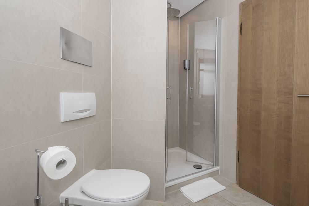 Habitación individual Confort, 1 cama Queen size, para no fumadores - Baño