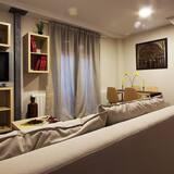 Apartment, 2 Bedrooms, Terrace (Albero 1) - Living Area