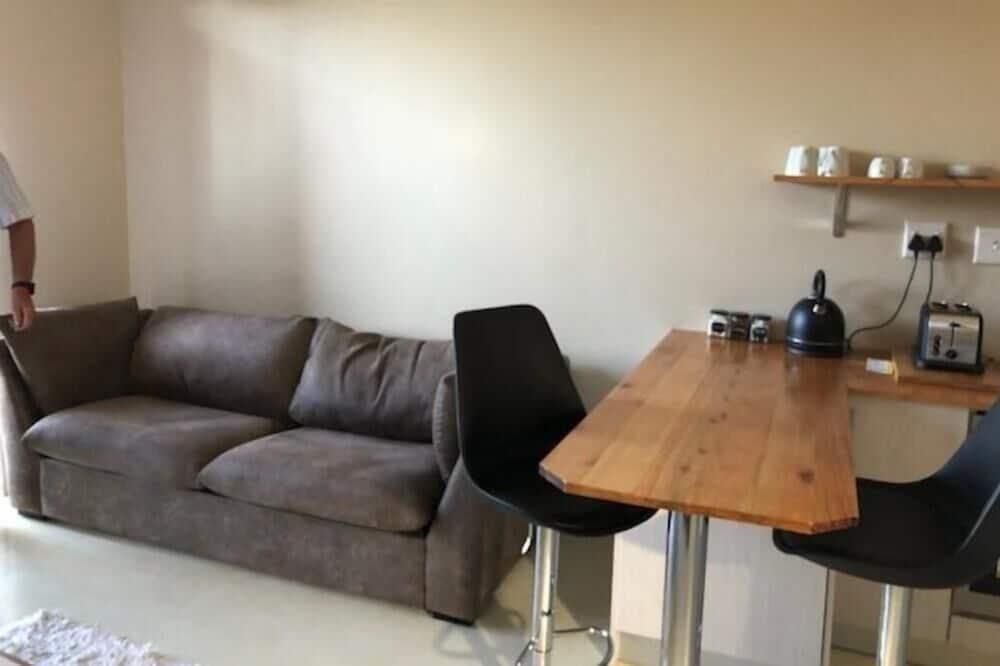 Apartamento Standard, 1 Quarto, Vista Mar - Área de Estar