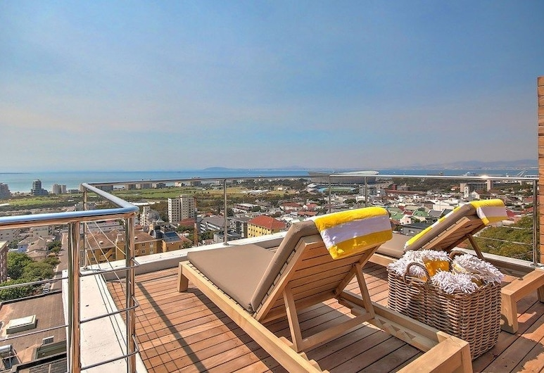 3 Degrees North Penthouse, Cape Town, Luxury Penthouse, 2 Bedrooms, Ensuite, Terrace/Patio