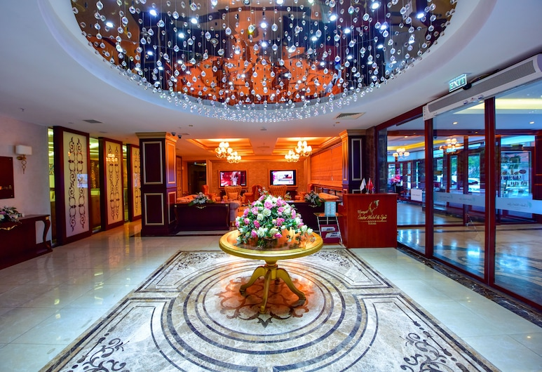 Uzungol Onder Hotel & Spa , Çaykara, Reception