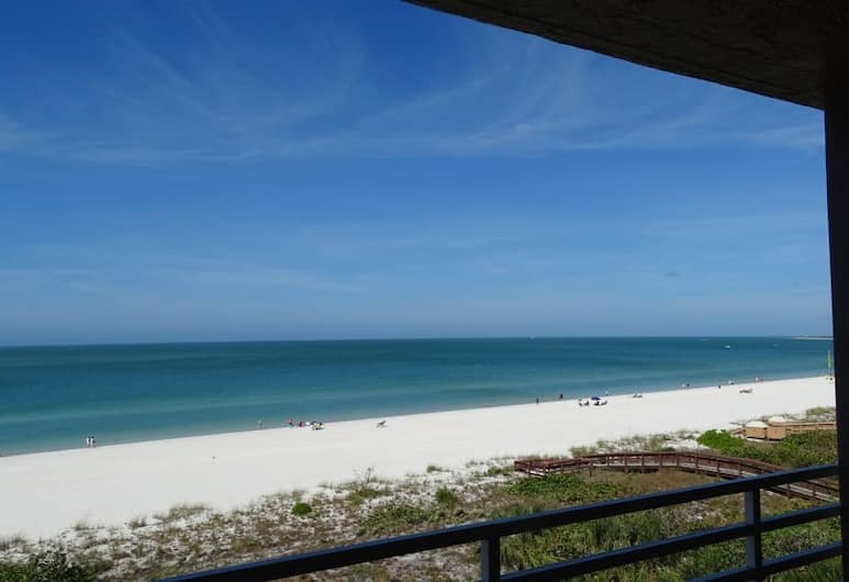 Great Beachfront With Amazing Gulf Views 2 Bedroom Condo, Marco Island, Apartment, 2Schlafzimmer, Balkon