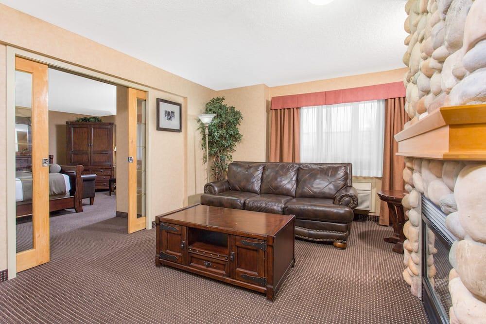 Suite (pullman) - Wohnbereich