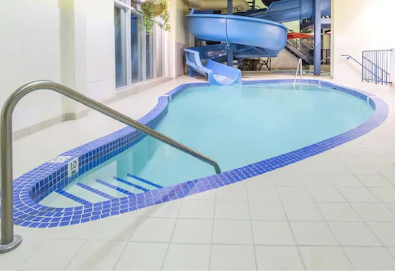 Canmore Inn & Suites, Canmore, Piscina cubierta