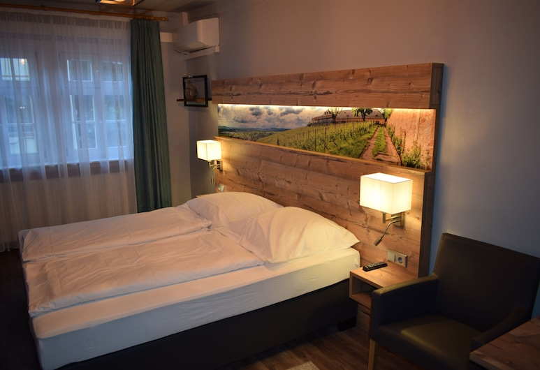 Hotel Blüchertal, Bacharach, Double Room (Historisches Zimmer), Guest Room