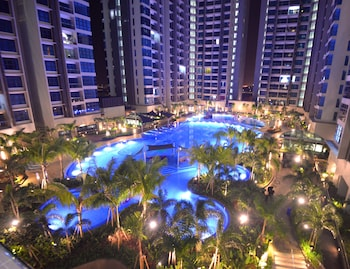 Nuotrauka: Atlantis Residence Pool View Apartment by Iconstay Melaka, Malaka