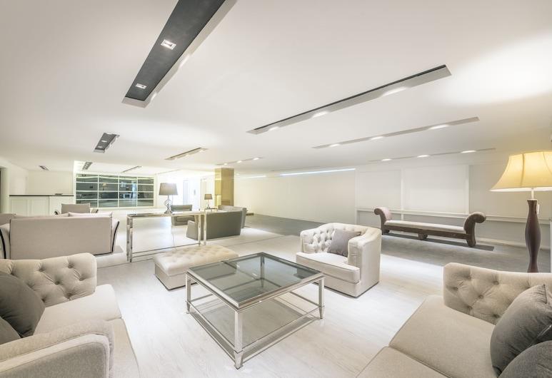 G6 バンコク ホテル, バンコク, ロビー応接スペース