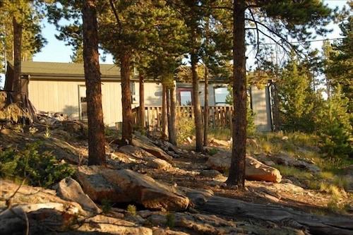 Wilderness Cabin Canyonissa