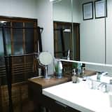 Economy-Zimmer, 1 Schlafzimmer, Nichtraucher - Waschbecken im Bad