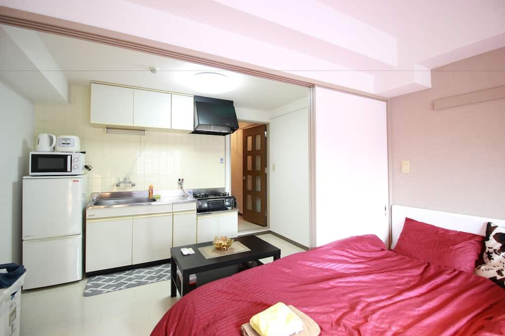 Apartment, Nichtraucher - Wohnzimmer