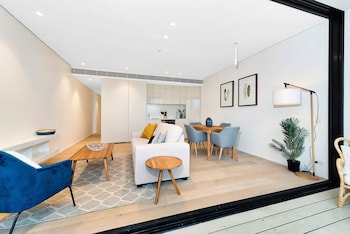 ภาพ อพาร์ทเมนท์หรูสไตล์แมนฮัตตัน ใน ชิพเพนเดล