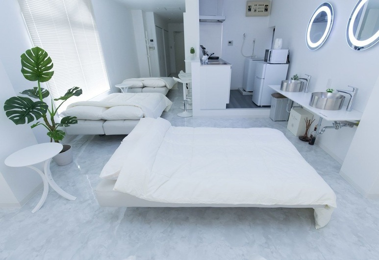 TRIBE HOTEL 5F, 中央区, アパートメントハウス, 部屋