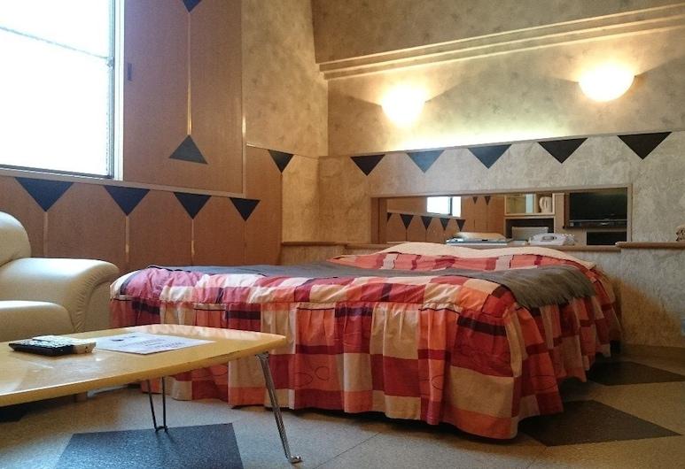 villageBFH - Hostel, Omura, Economy Double Room, Guest Room