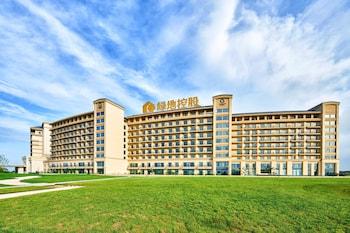 在上海的上海三甲港绿地铂骊酒店照片