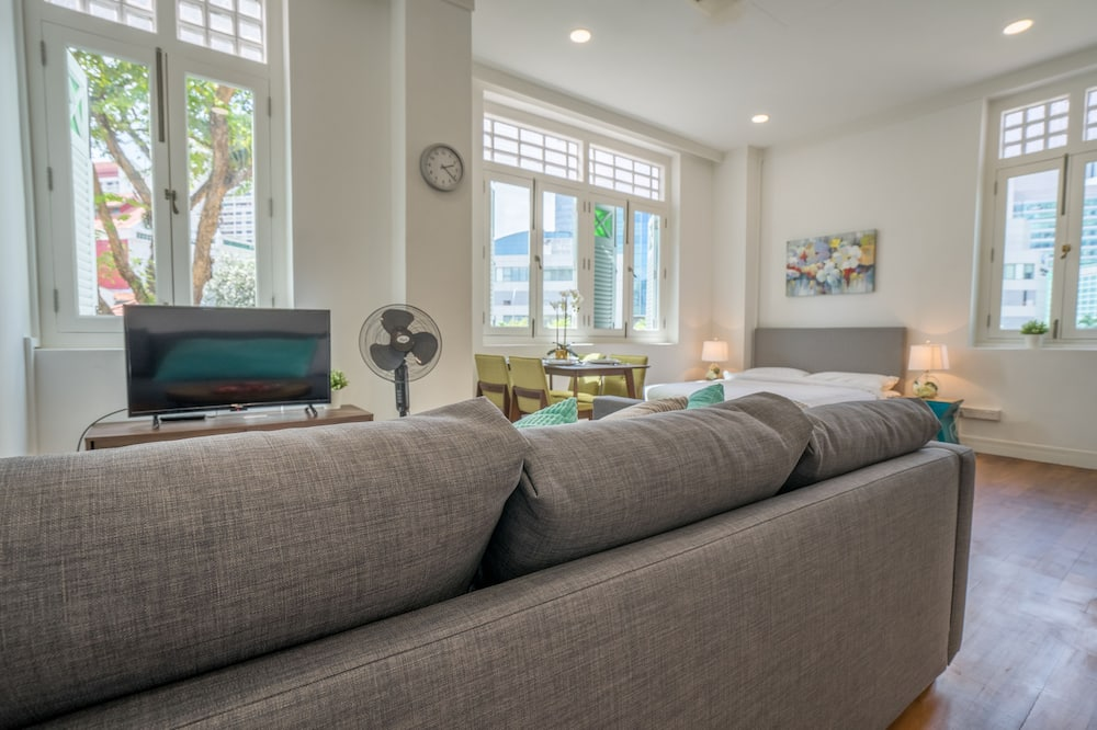 Haywood - Living Area