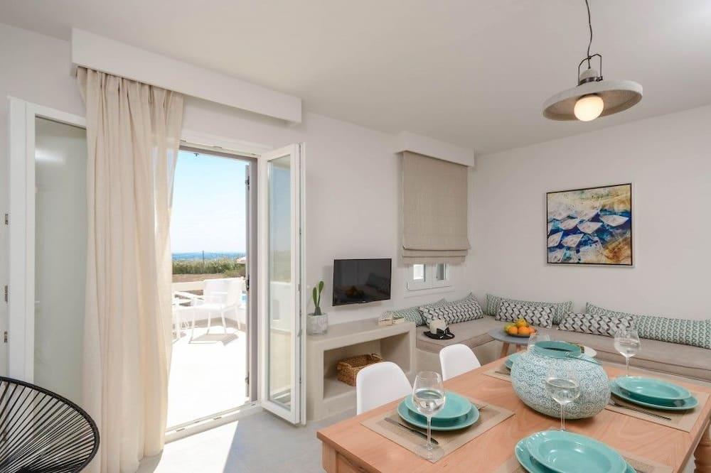 Villa, Private Pool, Sea View - In-Room Dining
