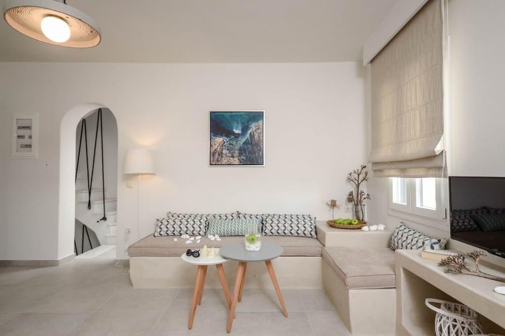 Villa, Private Pool, Sea View - Living Area