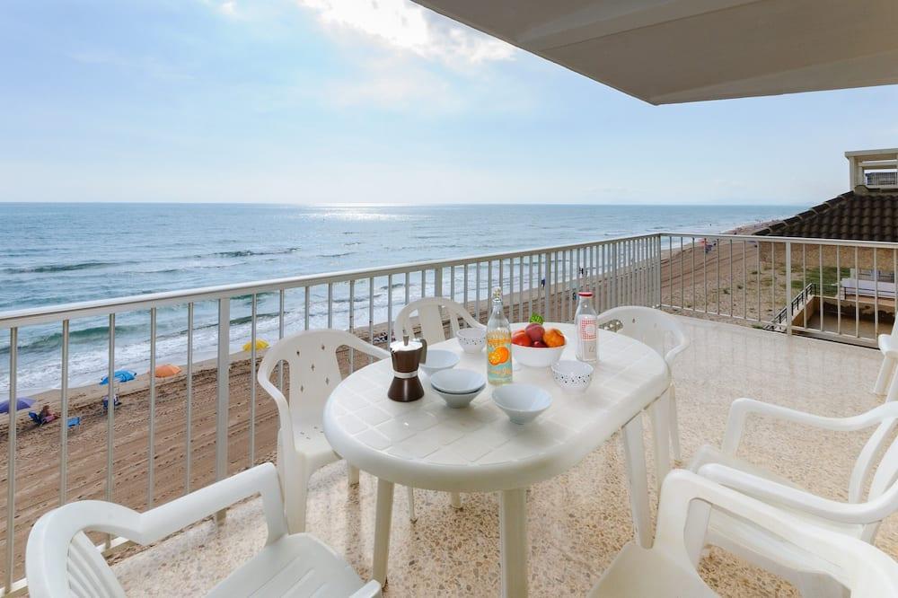 Apartment, 3 Bedrooms, Balcony, Beach View - Balcony