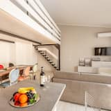 Comfort Apartment, 1 Bedroom, Non Smoking (Viola 4) - Living Room