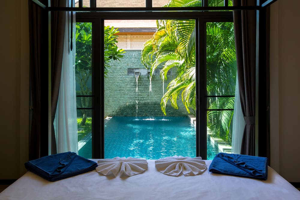 Villa, 2 Bedrooms - Pemandangan dari bilik