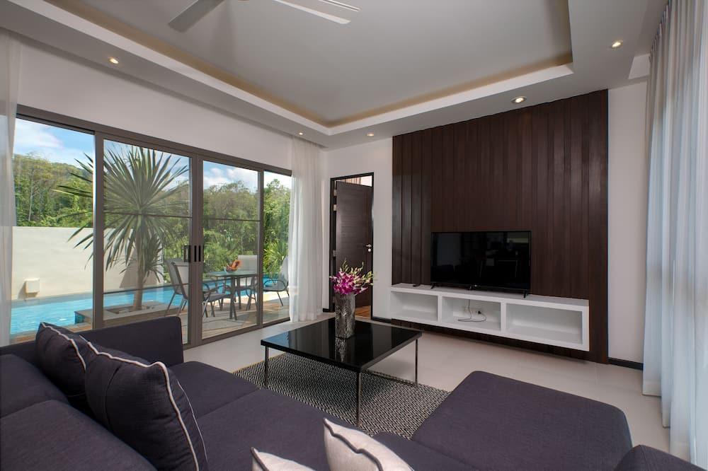 Villa, 3 Bedrooms - Bilik Rehat