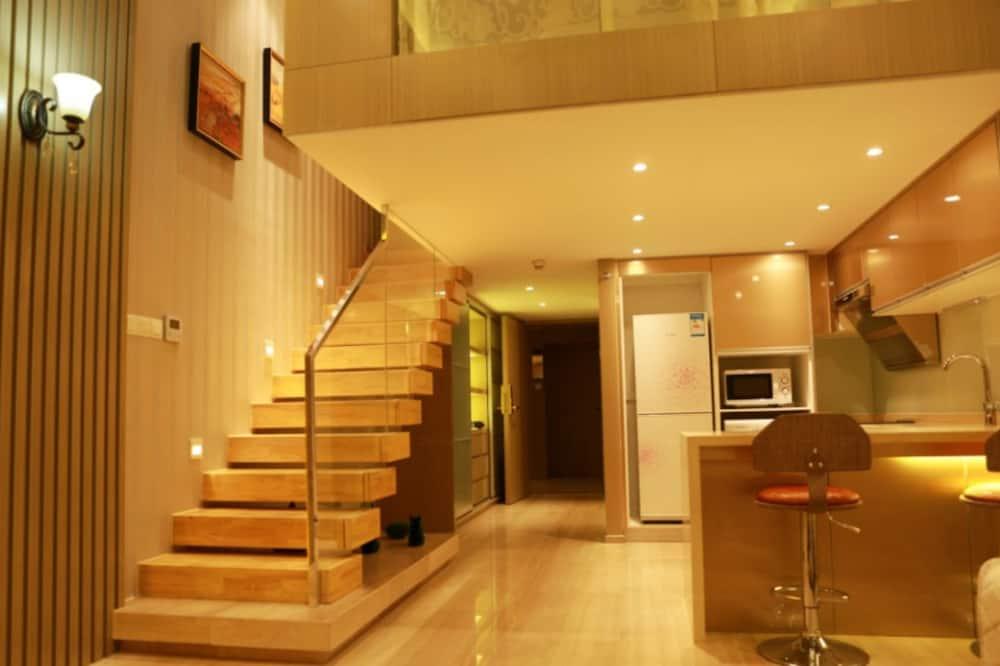 Loft - Living Area