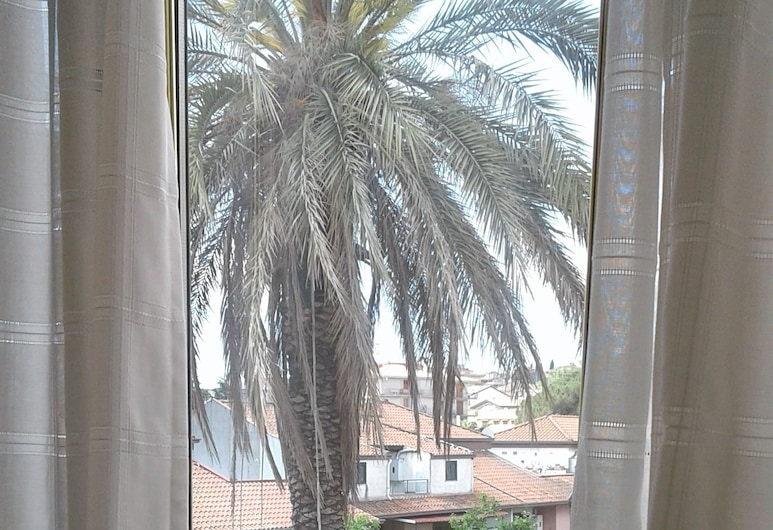 B&B L' Aquila dell' Etna, Σάντα Βενερίνα, Family Τρίκλινο Δωμάτιο, Βεράντα, Θέα στο Βουνό, Θέα δωματίου