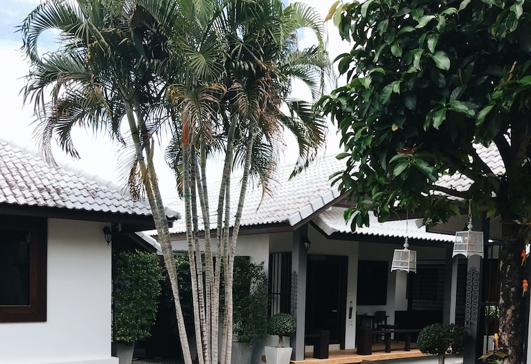 蘇梅島鳥巢酒店, 蘇梅島, 花園