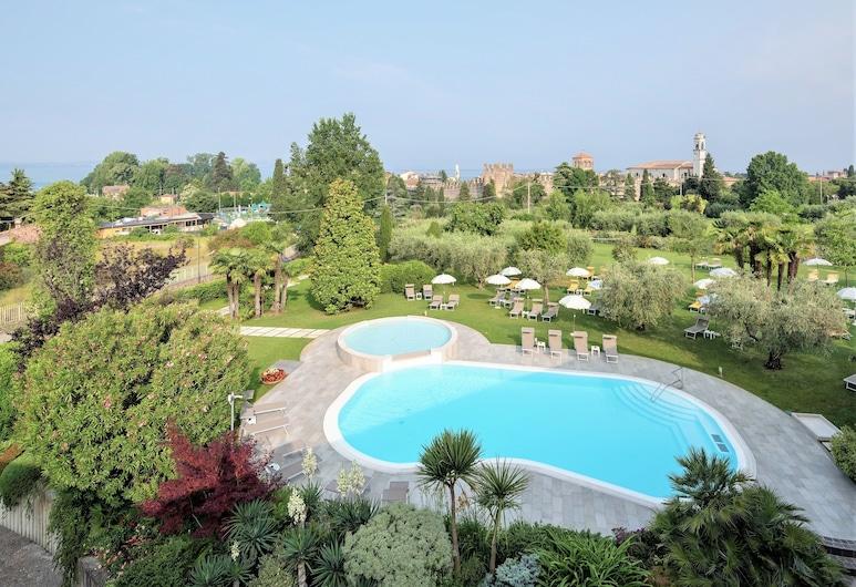 Hotel Giulietta Romeo, Lazise, Infinity-Pool