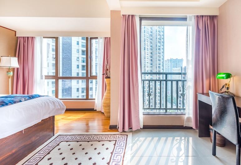Taiyu Executive Apartment, Nanning, Dobbeltrom, Gjesterom
