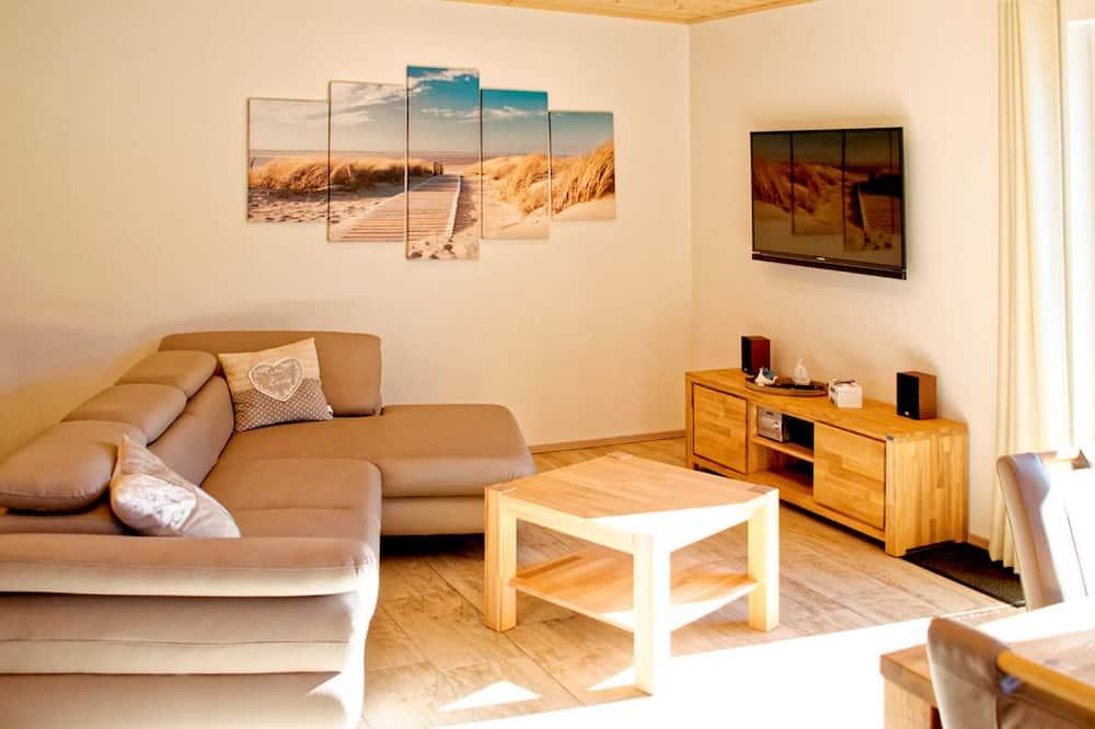 Bungalow, Terrace (Magdalena) - Living Room