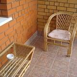 Kamar Double Superior, balkon - Balkon