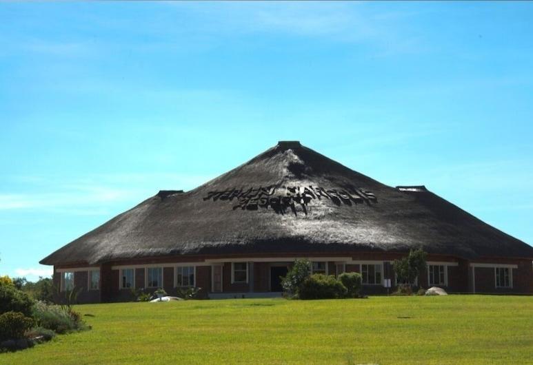 Stephen Margolis Resort, Harare, Hotel Front